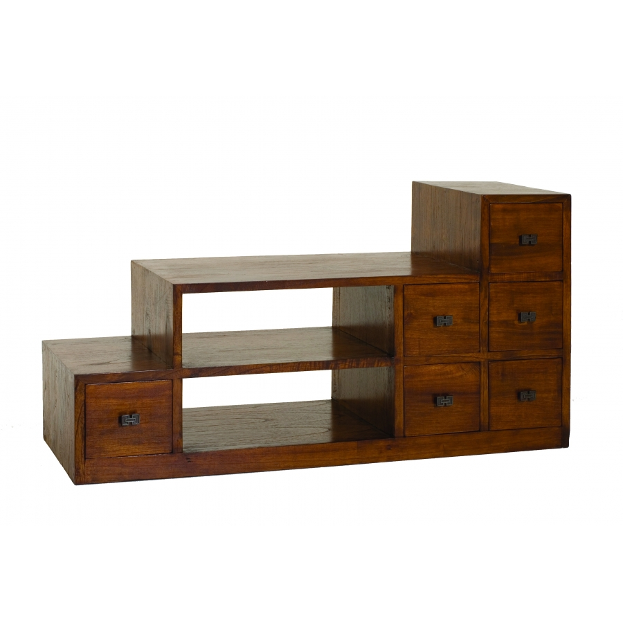 meuble tv escalier meubles macabane meubles et objets. Black Bedroom Furniture Sets. Home Design Ideas