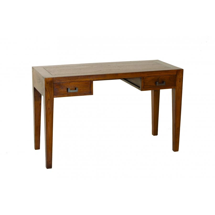 Bureau 2 tiroirs meubles macabane meubles et objets de for Bureau 2 tiroirs