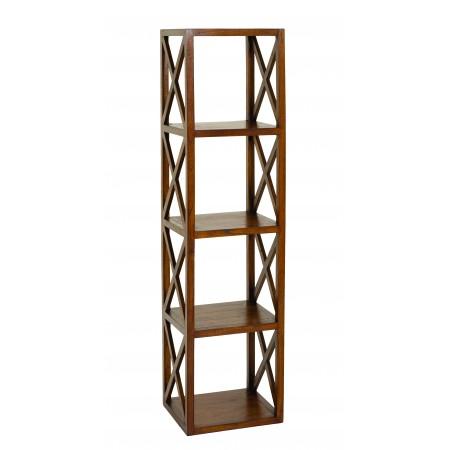 etag re 40 cm 4 cases croisillons meubles macabane meubles et objets de d coration. Black Bedroom Furniture Sets. Home Design Ideas