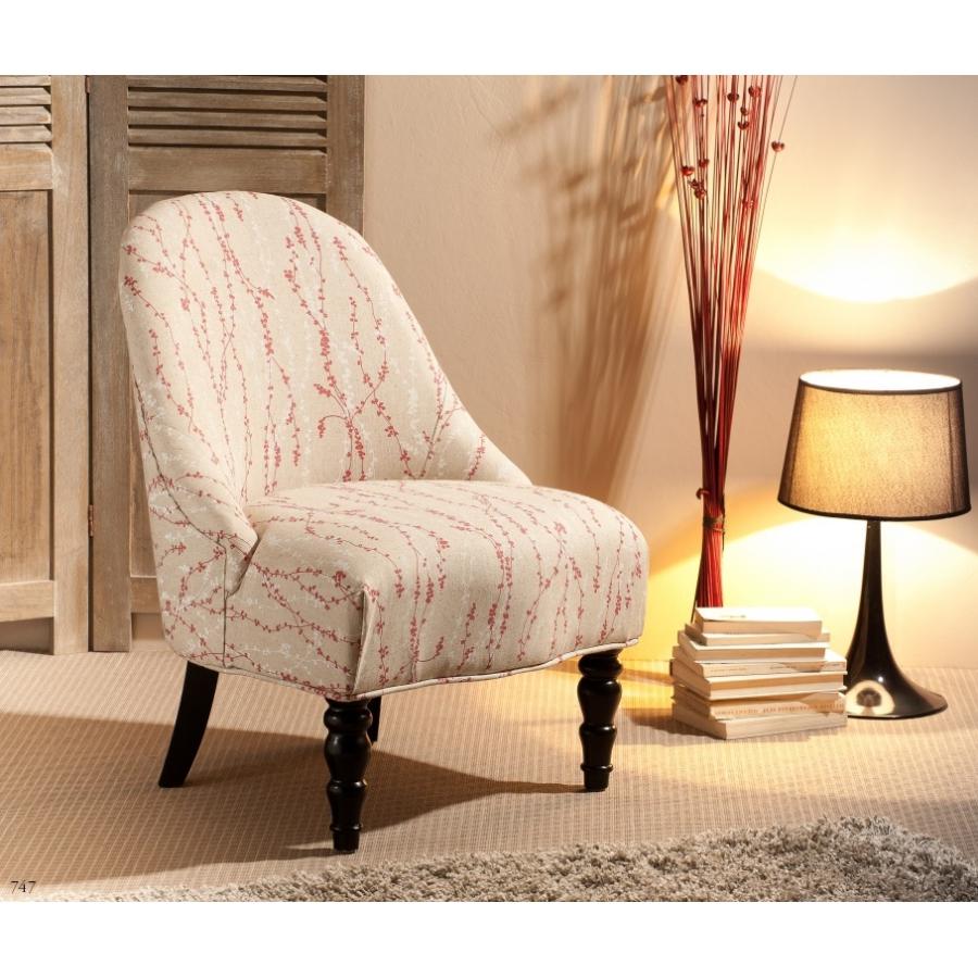 fauteuil tissu fleuri meubles macabane meubles et. Black Bedroom Furniture Sets. Home Design Ideas