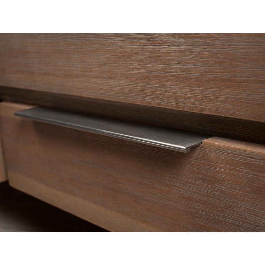 Table basse 2 tiroirs 120 x 65 cm acacia meubles for Table basse en acacia