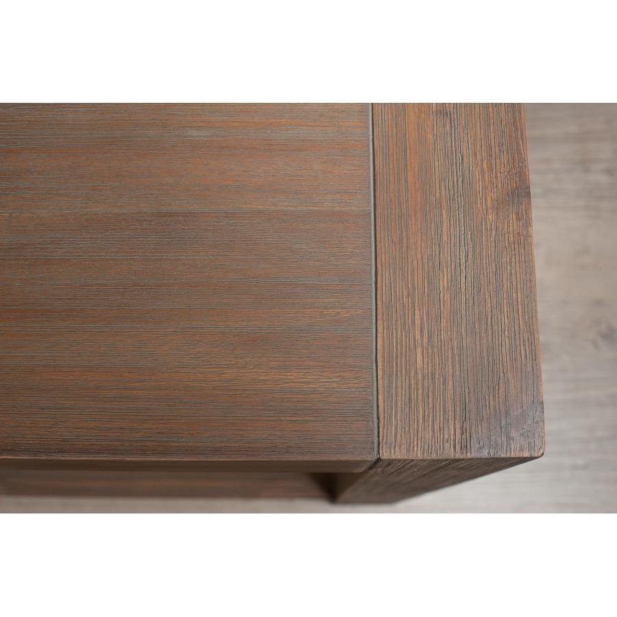 Console 1 tablette acacia meubles macabane meubles et for Tablette bois acacia