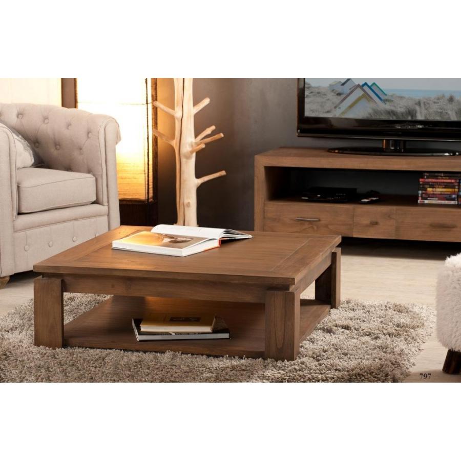 table basse sous plateau 90 x 90 cm mindi meubles macabane meubles et objets de d coration. Black Bedroom Furniture Sets. Home Design Ideas