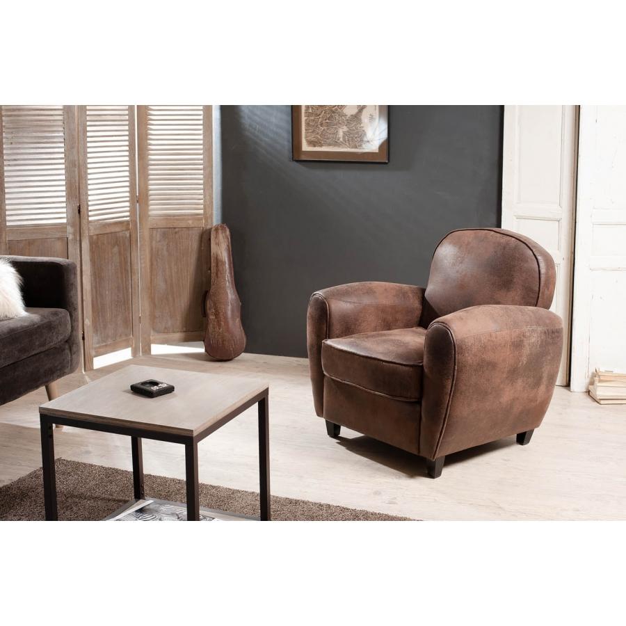 Bout de canap avec tablette meubles macabane meubles for Canape avec fauteuil