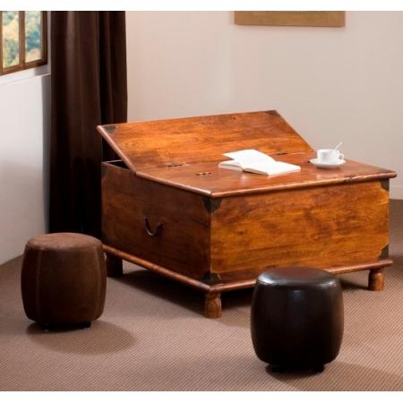 table de salon coffre amazing table basse coffre bois marron motif carte du monde xxcm with. Black Bedroom Furniture Sets. Home Design Ideas