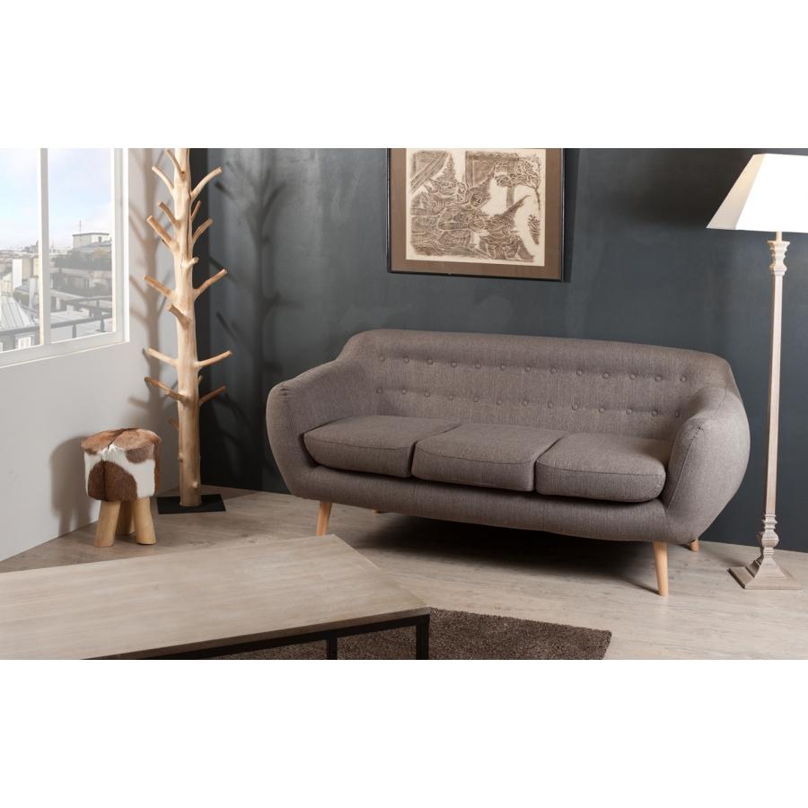 canap alpha 3 places meubles macabane meubles et. Black Bedroom Furniture Sets. Home Design Ideas