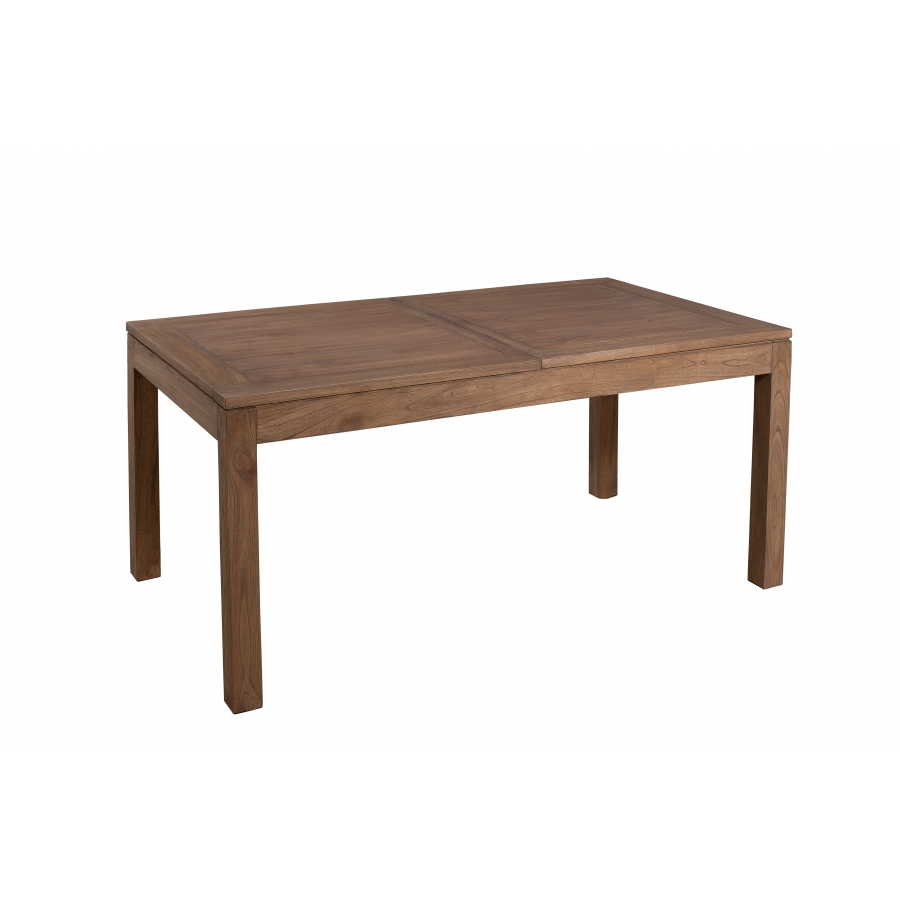 Table a manger rallonge maison design for Table a manger rallonge papillon