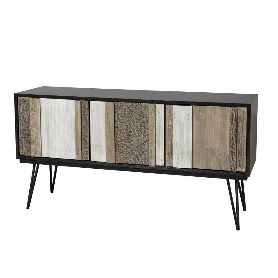 buffet 3 portes meubles macabane meubles et objets de d coration. Black Bedroom Furniture Sets. Home Design Ideas