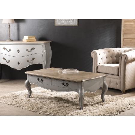 table basse 2 tiroirs couleur bleu ardoise meubles macabane meubles et objets de d coration. Black Bedroom Furniture Sets. Home Design Ideas