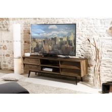 Meuble tv 4 tiroirs 2 niches scandi