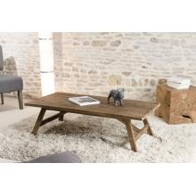Table basse 120 x 60 cm scandi