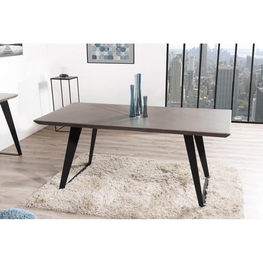 table manger b ton meubles macabane meubles et objets de d coration. Black Bedroom Furniture Sets. Home Design Ideas