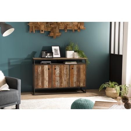 http://www.meubles-macabane.com/4592-thickbox_default/buffet-3-portes-et-1-etagere-teck-recycle-acacia-mahogany-et-metal.jpg