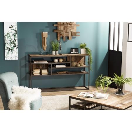 http://www.meubles-macabane.com/4611-thickbox_default/console-4-niveaux-teck-recycle-acacia-mahogany-et-metal.jpg