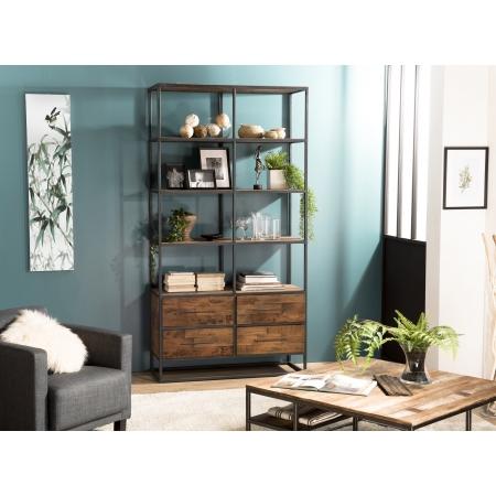 http://www.meubles-macabane.com/4643-thickbox_default/etagere-4-niveaux-4-tiroirs-teck-recycle-et-metal.jpg