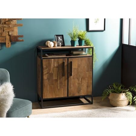 http://www.meubles-macabane.com/4654-thickbox_default/buffet-2-portes-et-1-etagere-teck-recycle-et-metal.jpg