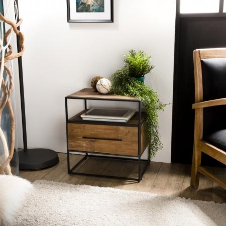 http://www.meubles-macabane.com/4665-thickbox_default/table-d-appoint-1-tiroir-1-etagere-teck-recycle-et-metal.jpg