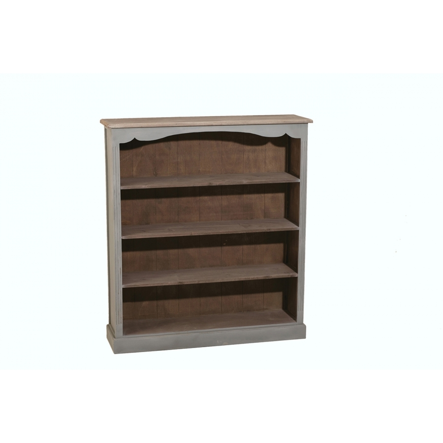 Etag re 4 niveaux paulownia meubles macabane meubles for Macabane meuble