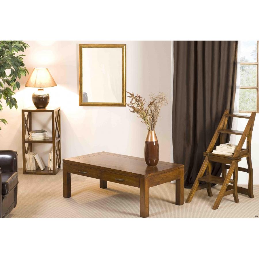 etag re 40 cm 2 cases croisillons meubles macabane. Black Bedroom Furniture Sets. Home Design Ideas