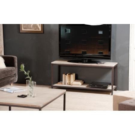 Meuble tv avec tablette