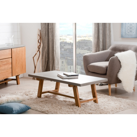 Table basse 120 x 60 cm