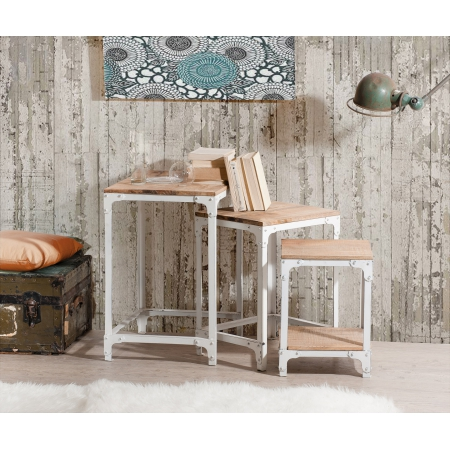 Table gigogne industrielle