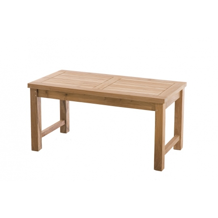 Table basse 90 x 45 cm teck