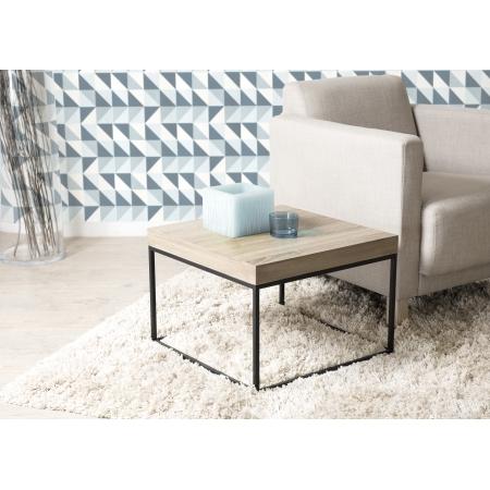 Bout de canapé carré 50 x 50 cm