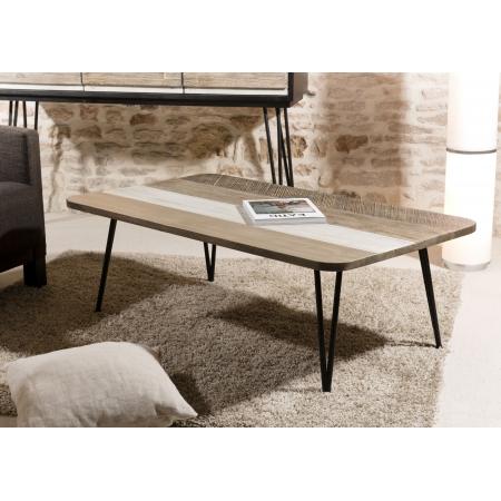 Table basse 120 x 70 cm