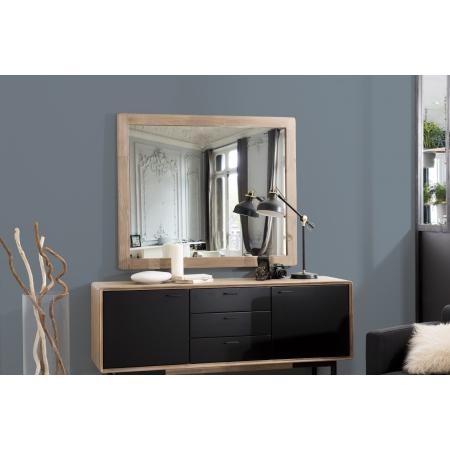 Miroir bois rectangulaire