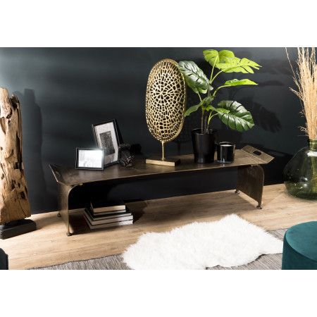 Table basse rectangulaire/console basse...