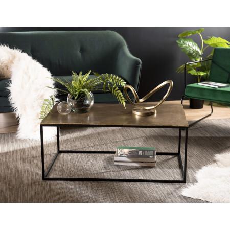 JONAS - Table basse rectangulaire 98x57cm...