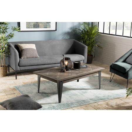 Table basse bois 120x65cm plateau Sapin...